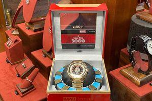 Marvel và Citizen ra mắt đồng hồ 'I Love You 3000' đậm chất Iron Man