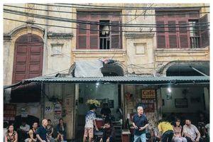 Cà phê phố - Nét bình dị của người Hà Nội