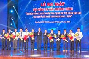 Phát triển công nghệ thông tin và AI thúc đẩy quá trình chuyển đổi số, kinh tế số TP. Hồ Chí Minh