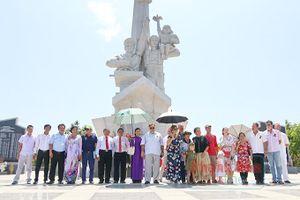 Thắm tình hữu nghị Việt - Nga