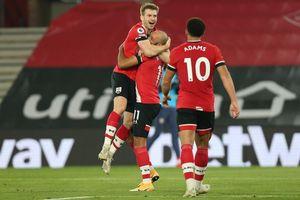 Bảng xếp hạng Ngoại hạng Anh (NHA) ngày 7/11: Southampton chiếm vị số 1, MU nguy cơ tụt sâu