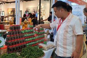 90 gian hàng tham gia xúc tiến thương mại nông nghiệp tại Hà Nội