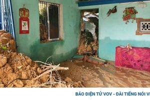 Hơn 10.000 người dân Quảng Nam ở vùng nguy cơ sạt lở núi, bờ sông, biển