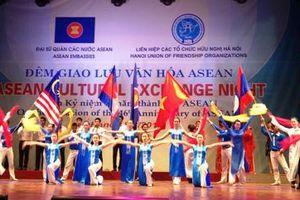 Thúc đẩy hoạt động của Hội đồng Cộng đồng Văn hóa - Xã hội ASEAN