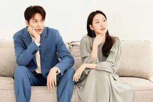 'Quân Vương Bất Diệt' tung ảnh hội ngộ, Lee Min Ho - Kim Go Eun có hành động bất thường