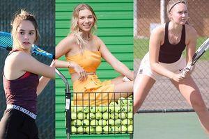 Những 'nữ thần' làm 'khuynh đảo' làng quần vợt thế giới