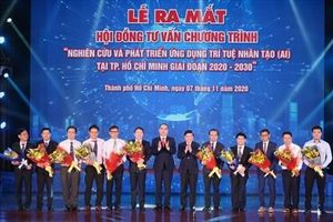 Đại học Quốc gia TP Hồ Chí Minh tham gia Hội đồng tư vấn Chương trình ứng dụng trí tuệ nhân tạo
