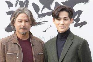 'Dương Quá' Lý Minh Thuận râu tóc bạc phơ ở tuổi 49