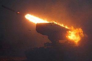 Mỹ muốn áp lệnh cấm vận TOS-2 Tosochka vì nó...quá mạnh