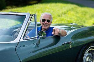 Tại sao ông Joe Biden lại yêu thích chiếc Chevrolet Corvette 1967?