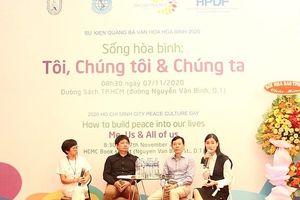 Lan tỏa nhiều thông điệp tử tế từ kiện Quảng bá Văn hóa hòa bình 2020