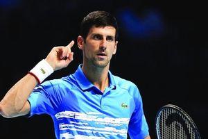 Djokovic thiết lập cột mốc đặc biệt
