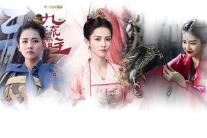 Bạch Lộc và những vai diễn 'chị đại' cầm đầu nhiều người trong phim Trung Quốc