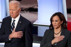 Truyền thông 'xướng tên' ông Biden đắc cử tổng thống Mỹ