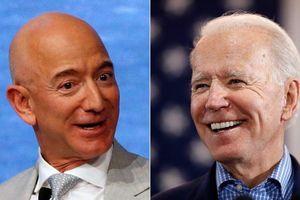 Jeff Bezos, Bill Gates và loạt CEO công nghệ đồng loạt chúc mừng chiến thắng của ông Biden