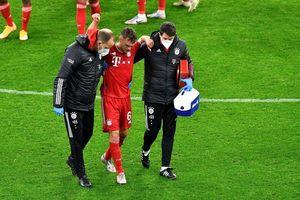 Bayern trả giá quá đắt cho 3 điểm ở trận Der Klassiker