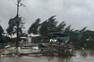 Công điện khẩn ứng phó với Áp thấp nhiệt đới có thể mạnh lên thành bão