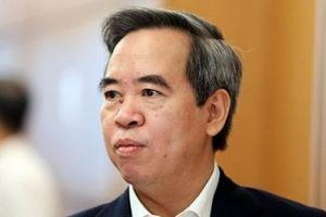 Ông Nguyễn Văn Bình bị kỷ luật cảnh cáo