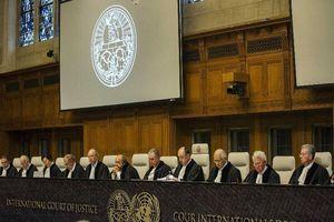 Philippines ủng hộ Trung Quốc làm thẩm phán tòa quốc tế