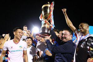 CLB Viettel được thưởng 9 tỷ đồng vì vô địch V.League 2020