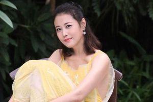 Châu Hải My khó chịu khi bị hỏi việc tái hôn