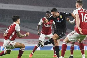 Địa chấn Emirates: Chủ nhà Arsenal thua tan tác Aston Villa