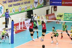 Khai mạc Giải Vô địch bóng chuyền nam, nữ U23 toàn quốc