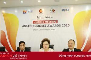 Hội đồng giám khảo của ABA 2020 công tâm lựa chọn những doanh nghiệp xuất sắc nhất