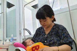 Cấp cứu sản khoa tối khẩn, cứu sống thai nhi bị sa dây rau