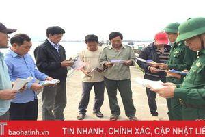 Tuổi trẻ Hà Tĩnh hưởng ứng Ngày Pháp luật Việt Nam