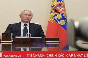 Tổng thống Putin ký sắc lệnh tăng số Phó Thủ tướng của Nga lên 10 người
