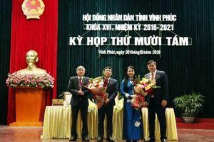 Thủ tướng phê chuẩn nhân sự 3 tỉnh Vĩnh Phúc, Kon Tum, Sơn La
