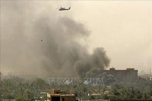 IS tấn công trạm gác phía Tây thủ đô Iraq