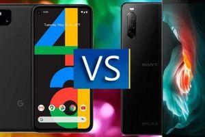 Sony Xperia 10 II vs Google Pixle 4a: Trong tầm giá 10 triệu đồng chọn mẫu smartphone nào ?