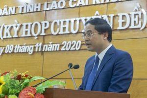 Lào Cai có tân Chủ tịch tỉnh 43 tuổi