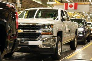 GM đưa sản xuất xe bán tải trở lại Canada sau khi rút khỏi Thái Lan và Úc