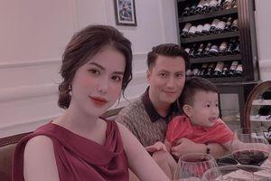 Vợ cũ Việt Anh thấy 'tủi thân' khi một mình chăm con trai bệnh ốm liên miên