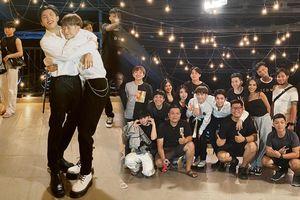 Đỗ Hoàng Dương và Cody (Uni5) quấn quít không rời sau khi hoàn thành web-drama đam mỹ