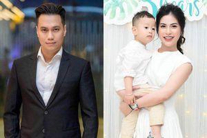 Vợ cũ than thở con đau ốm, Việt Anh vào bình luận một câu bị dân mạng 'chỉnh' luôn