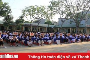 Thành Đoàn TP Thanh Hóa phổ biến pháp luật cho học sinh