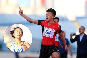 VĐV người Thái phá kỷ lục, cùng Lê Tú Chinh đoạt HCV quốc gia