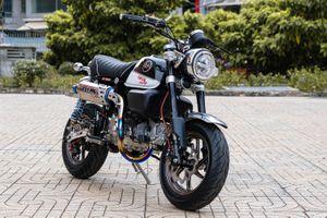 Honda Monkey 125 với gói độ 150 triệu đồng tại TP.HCM