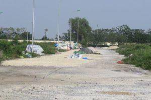 Dự án khu giết mổ gia cầm tại xã Bình Minh, huyện Thanh Oai: Bỏ hoang đến bao giờ?