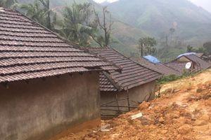 Tái định cư và di dân vùng sạt lở, Quảng Ngãi đề nghị được hỗ trợ khẩn cấp