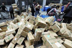 Trung Quốc vào cơn mua sắm điên cuồng