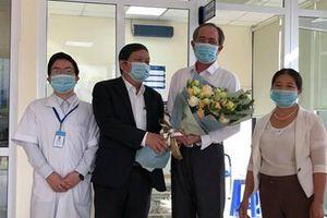 Bệnh nhân bị xơ phổi giai đoạn cuối hồi sinh kỳ diệu sau ghép phổi