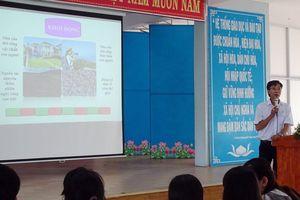 Quận Tân Bình tổ chức vòng chung khảo Cuộc thi 'Thiết kế bài giảng sáng tạo trên phần mềm'