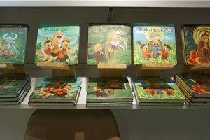 Bộ sách hướng các em nhỏ suy nghĩ và làm những điều thiện