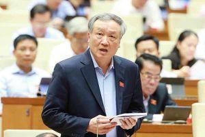 Chánh án Nguyễn Hòa Bình: Tòa tôn trọng xét xử độc lập, không chỉ đạo án