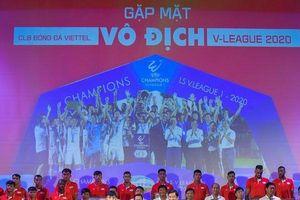 Tổng Giám đốc tập đoàn Viettel: 'Làm bóng đá phải có triết lý'